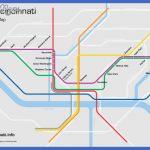 purple line 150x150 Cincinnati Metro Map