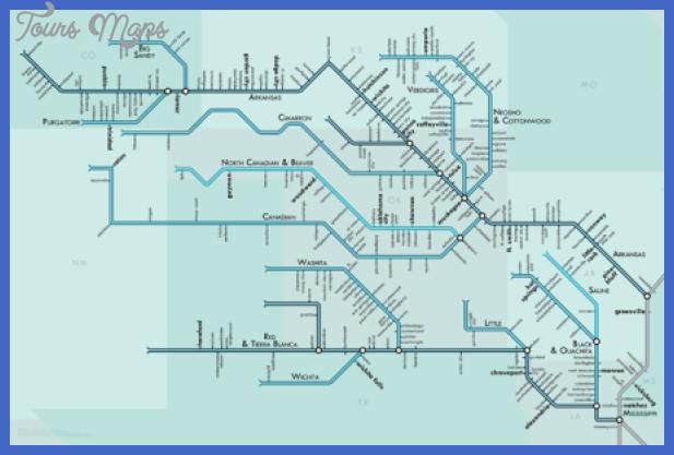rdak main w450 Loiseville Subway Map