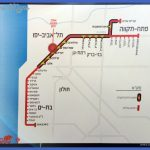 red line 2015 150x150 Tel Aviv Metro Map