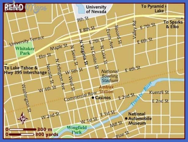 reno map  2 Reno Map