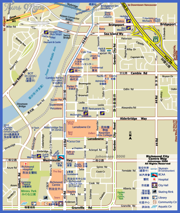 richmondctr Richmond Map