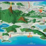 rio tourist maps main areas 400 150x150 Poland Map Tourist  Rio de Janeiro Metro Map Attractions