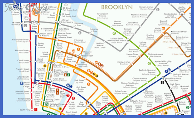 riverside subway map  13 Riverside Subway Map