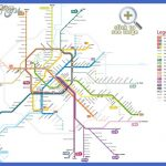 rome top tourist attractions map 13 metro subway tube stations visitor public transport map plan 150x150 Italy Metro Map