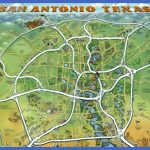 san antonio map tourist attractions  9 150x150 San Antonio Map Tourist Attractions