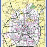 san antonio texas tourist map 5 150x150 San Antonio Map