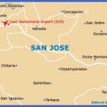 san jose costa rica map 150x150 San Jose Map Tourist Attractions