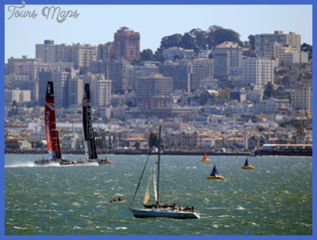 sanfrancisco w300 Best summer destinations USA