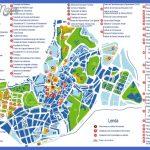 santiago de compostela tourist map 150x150 Santiago Map Tourist Attractions