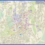 santiago de compostela tourist map 2 150x150 Santiago Map Tourist Attractions