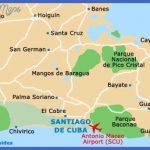 santiago de cuba map 150x150 Santiago Map Tourist Attractions