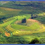 sapa terraced fields 150x150 Best country to visit in October