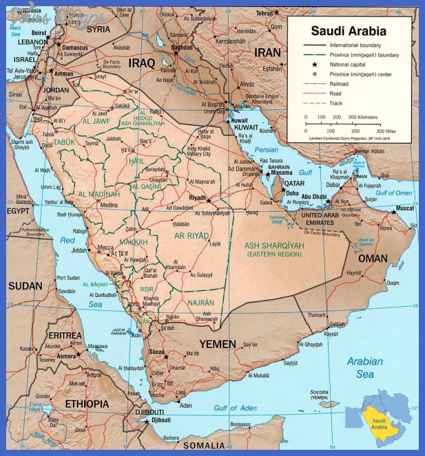 saudi arabia Riyadh Map