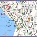 seattle downtown 1 150x150 Seattle Map Tourist Attractions