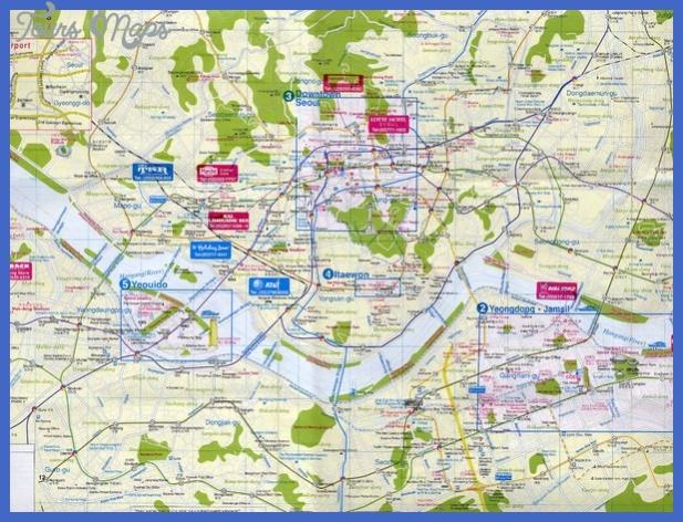 seoul city map mediumthumb Anaheim Subway Map