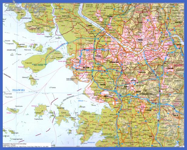 seoulmap Baghdad Subway Map