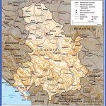 serbia map tourist attractions  1 150x150 Serbia Map Tourist Attractions