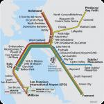 sf subway map 150x150 Atlanta Subway Map