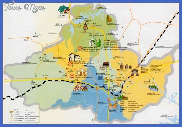 shenyang map tourist attractions  14 Shenyang Map Tourist Attractions