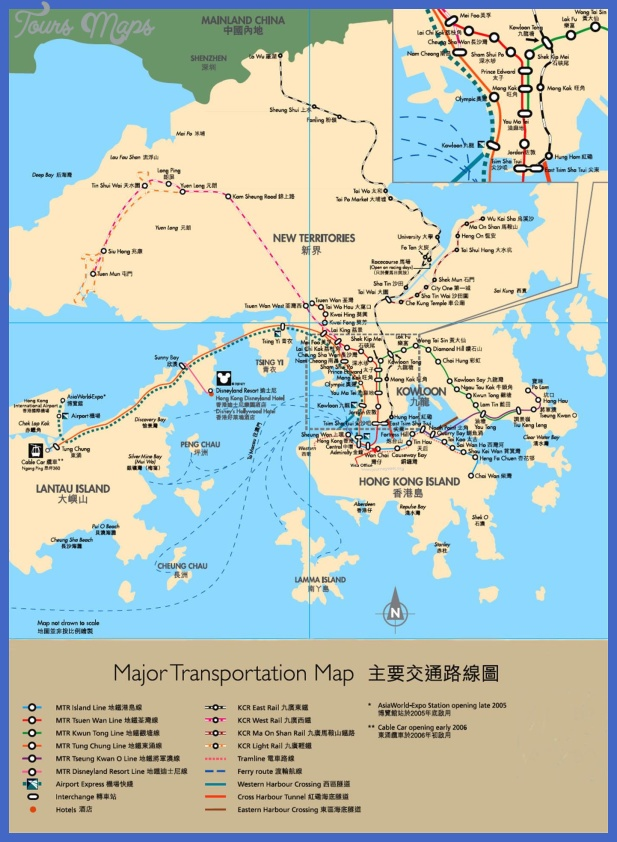 shenzhen map tourist attractions  4 Shenzhen Map Tourist Attractions