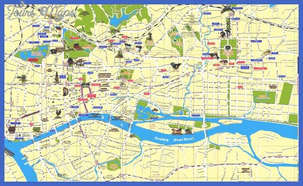 shenzhen map tourist attractions  7 Shenzhen Map Tourist Attractions