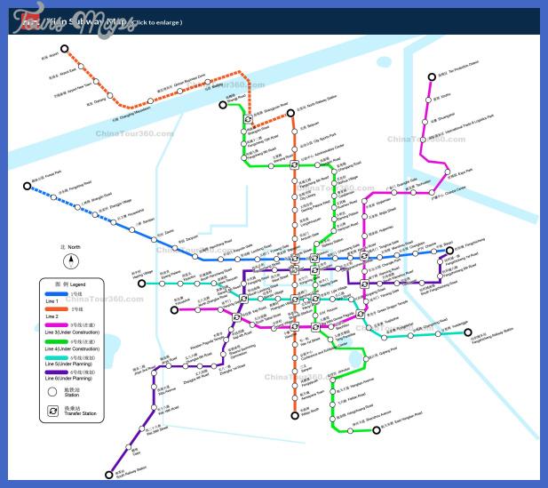shijiazhuang metro map  7 Shijiazhuang Metro Map