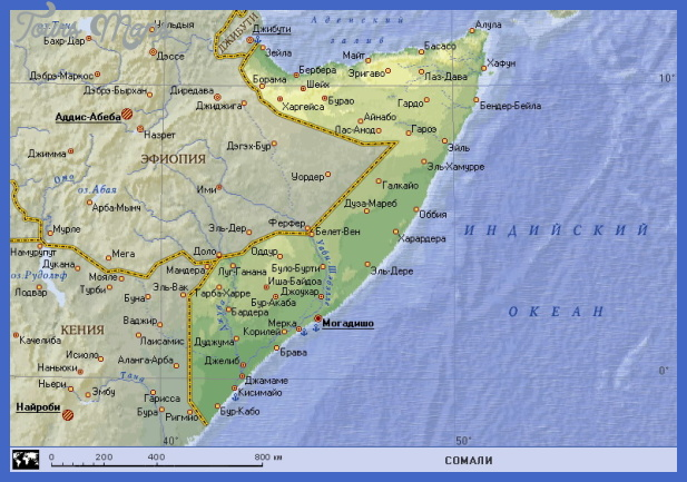 somali Somalia Metro Map