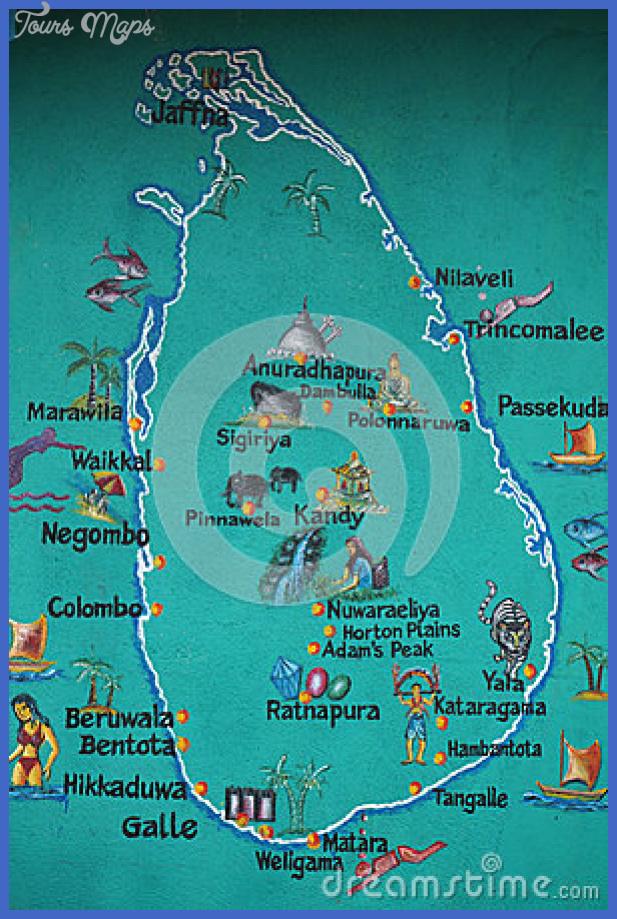 Tourist attractions in sri lanka