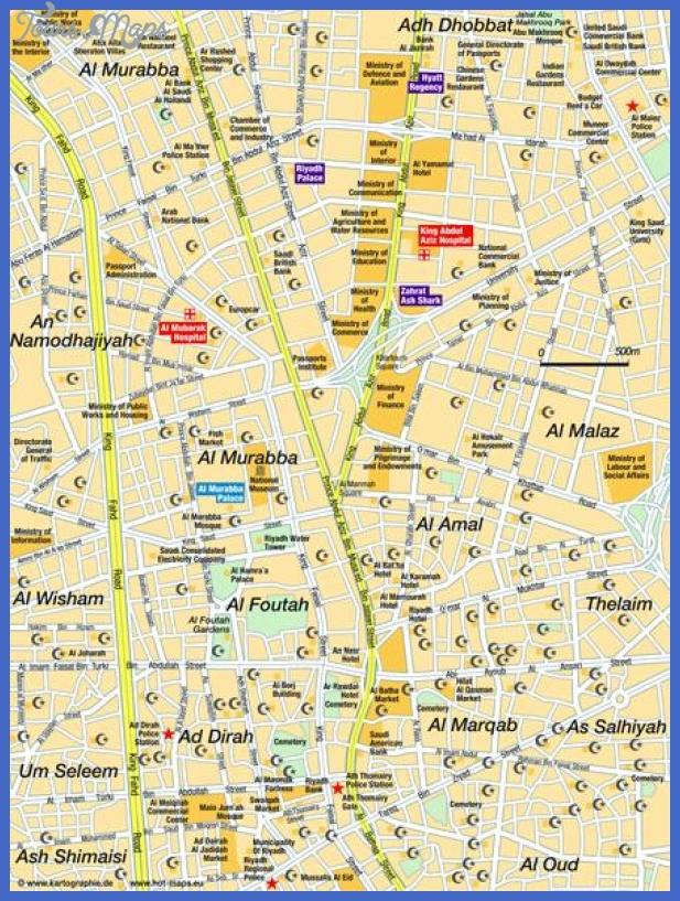 stadtplan zentrum riyad 5417 Riyadh Map