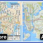 subway map nyc redesign 1 150x150 Bangalore Subway Map