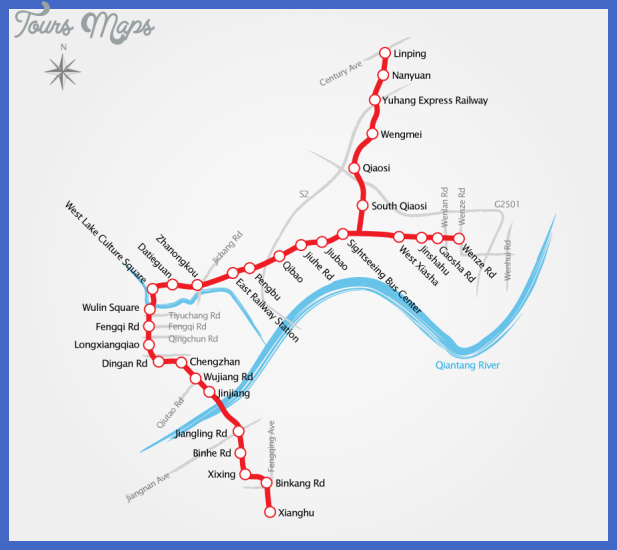 suzhou subway map  16 Suzhou Subway Map