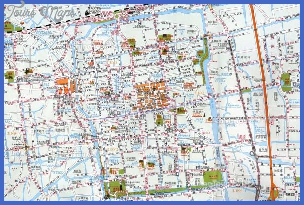 suzhou subway map  6 Suzhou Subway Map