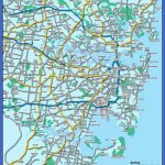 sydney australia tourist map 4 150x150 Sydney Map Tourist Attractions