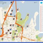sydney map tourist attractions  0 150x150 Sydney Map Tourist Attractions