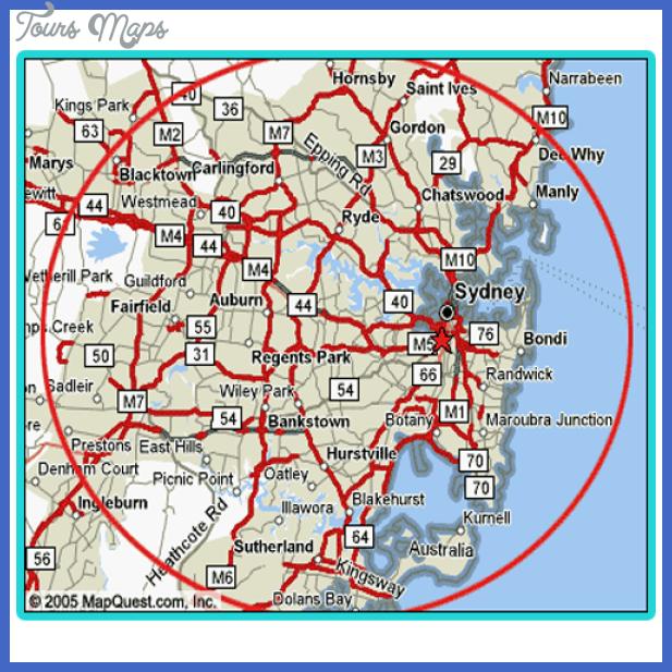 Australia Subway Map Toursmaps Com
