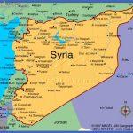 syria map  10 150x150 Syria Map