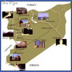 syria map tourist attractions  14 150x150 Syria Map Tourist Attractions