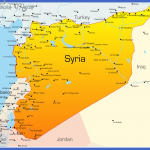 syriamap1 150x150 Syria Map