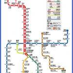 taipei metro map 150x150 Taiwan Subway Map