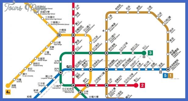 taipei mrt subway metro map itokyiqggmlk Taiwan Subway Map