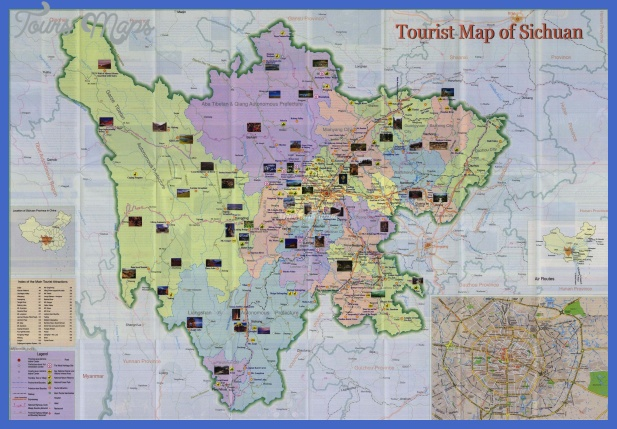 taiyuan map tourist attractions  21 Taiyuan Map Tourist Attractions