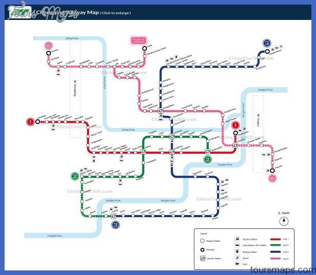 taiyuan metro map  5 Taiyuan Metro Map