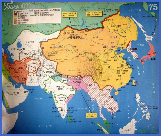 tangshan map tourist attractions  9 Tangshan Map Tourist Attractions