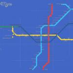 tehran metro 150x150 Tehran Metro Map
