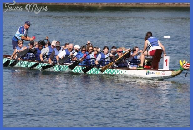 the dragon boat race  1 THE DRAGON BOAT RACE