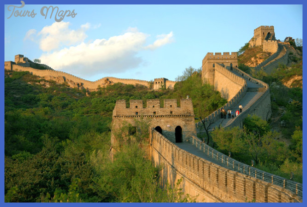 the great wall great wall view 2312 Best country to visit in April