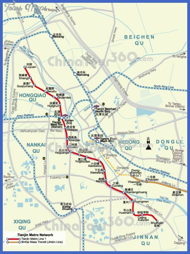 Tianjin Map Tourist Attractions _3.jpg
