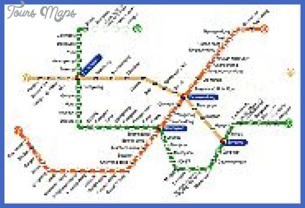 tn busan subway map  South Sudan Subway Map