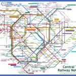 tokyo metro map  3 150x150 Tokyo Metro Map