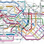 tokyo subway map 150x150 Dallas Subway Map
